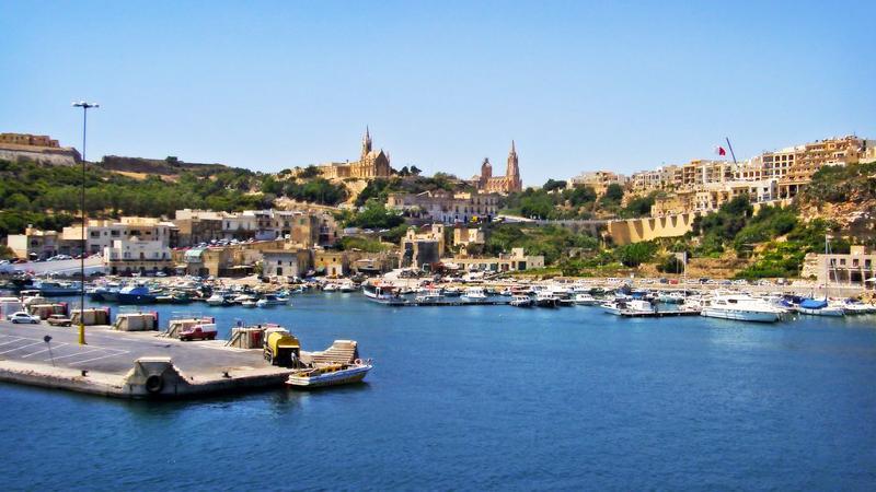 瓦莱塔 Valletta