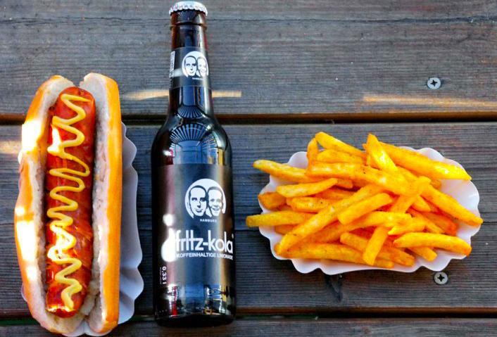 Herman ze German 伦敦德国香肠