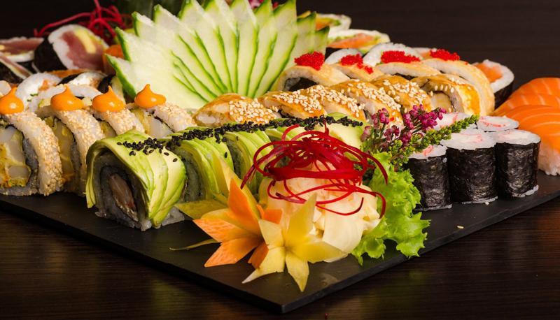 Dozo Sushi 伦敦日本料理