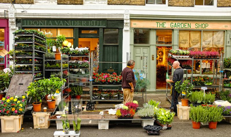 【Columbia Flower Market】伦敦哥伦比亚花市