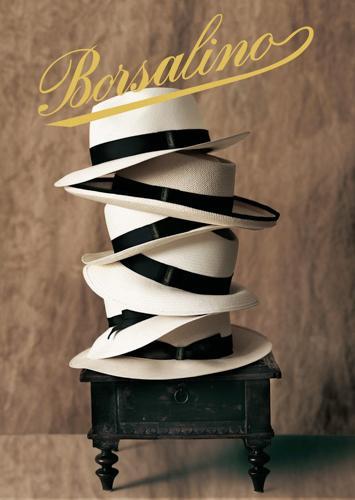 Borsalino家的帽子
