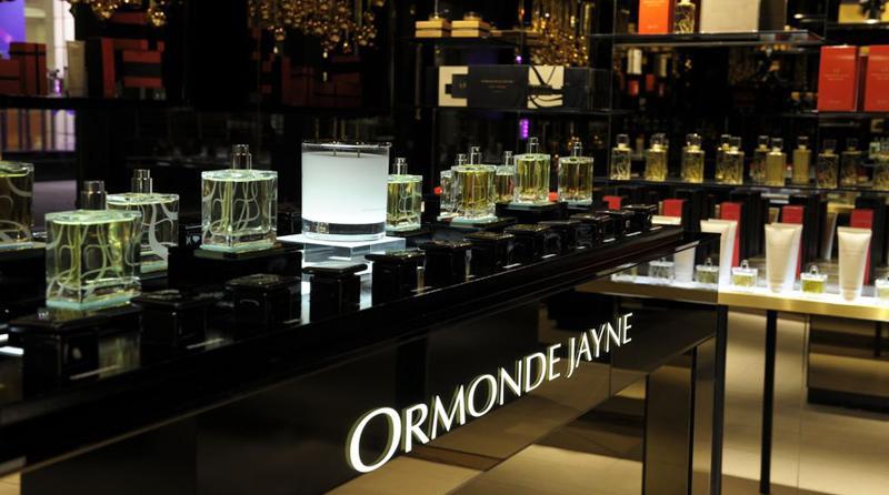 Ormonde Jayne香水店