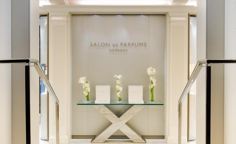 Harrods六楼Salon de Parfums
