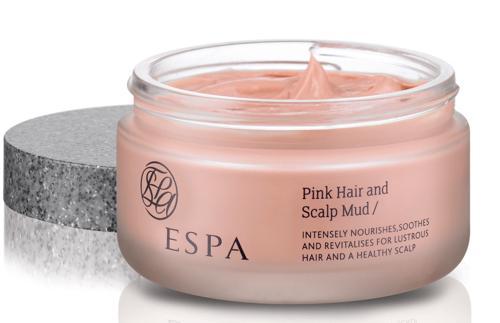 ESPA Pink Hair and Scalp Mud(粉泥头发头皮按摩膏)