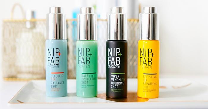 Nip Fab被誉为平价版的Rodial
