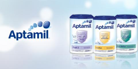 【Aptamil】英国爱他美特殊配方奶粉解析
