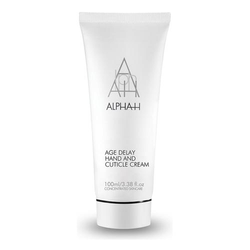 Alpha-H Age Delay Hand And Cuticle Care Cream 年龄延迟手和指甲护理霜