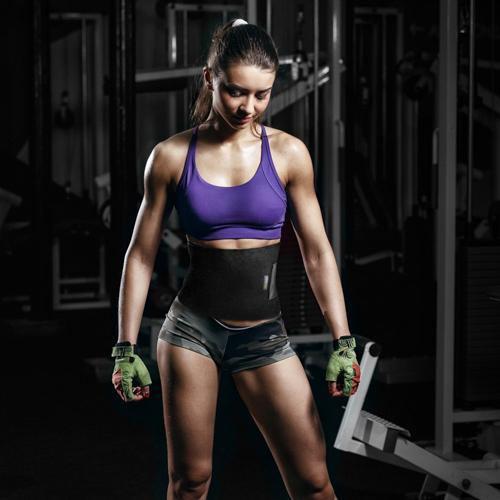 腹部减脂塑形训练带