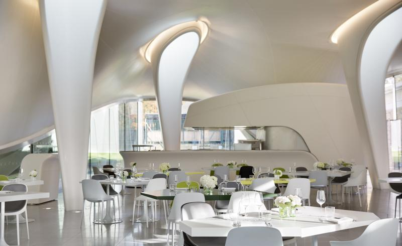 The Magazine Restaurant