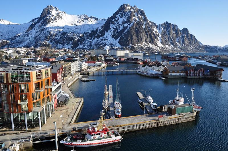 挪威以北,罗弗敦群岛极光之旅行程攻略