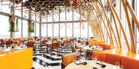 伦敦20家适合约会的浪漫餐厅推荐