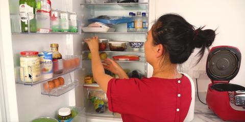 视频 | 这一期的英国食材推荐,我决定打开我家冰箱给你看