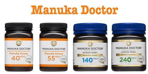 Manuka Doctor 麦卢卡蜂蜜购买指南(2018新标准)