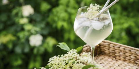 Elderflower | 接骨木花,原来可以这么用