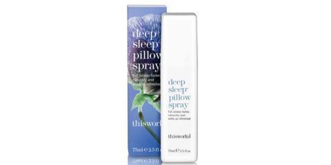 This Works <tag>72折</tag>,最火的是This Works 的薰衣草助睡眠喷雾,薰衣草,香根草油,香叶草提纯,柠檬油和岩兰草油,对缓解压力、焦虑型失眠特别有效,淡淡的香味萦绕,怡人又不刺鼻,闻着闻着就睡着了